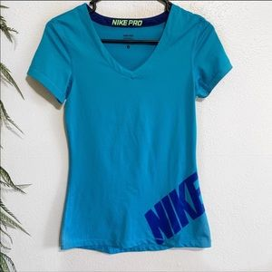 Nike Fitted Women's workout Top